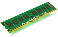 Kingston 8GB DDR3-1600 KVR16N11/8 Non-ECC CL11 UDIMM